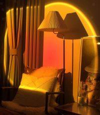 sunset-lamp-projector-from-tiktok